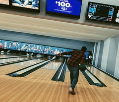 A Bowling Man (skye-skye) Tags: exercise activity sports sport city midtownatlanta midtownatl downtownatl downtownatlanta georgia ga atlanta atl downtown midtown night nightout bowlingalley alley bowling edited edit curved flipped tilted tilt twisted twist exposed film grungy grunge retro vintage throwback trippy cool highschooler highschoolers highschool women woman man men girls girl boys boy teenagers teenager teens teen childhood youthhood youth children child kids kid