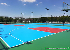 SSGSPORTSURFACE-CONSTRUCTION-SERVICE-SILICON-PU-SHANGHAI (2) (ssgsportsurface) Tags: ssgsportsurface sportflooring runningtrack basketballcourt sportcourt stadium construction epdm syntheticflooring siliconpu prefabricatedrunningtrack
