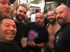 IMG_7580 (danimaniacs) Tags: man guy beard scruff smile shirtless theeagle