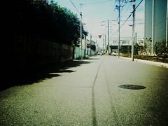この場所 #5 (furisumeru) Tags: polaroid a550 toydigital toycamera snap