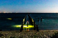 Clifton Springs Night Fishing-10 (Quick Shot Photos) Tags: bellarine canon cliftonsprings jetty oldpier sunset victoria australia au