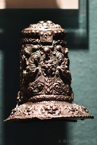 Patron Cartridge Case (c. 1600)