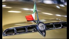 Alfa Romeo 6C 2500 Cabriolet Pininfarina Speziale (1942) (Laurent DUCHENE) Tags: retromobile car classiccar automobile automobiles auto artcurial 2018 paris alfa romeo 6c 2500 cabriolet pininfarina speziale