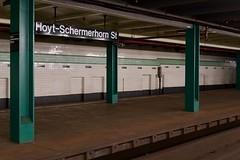 Hoyt–Schermerhorn Streets station, Downtown Brooklyn, Brooklyn, NY (danichtfür) Tags: sony sonyalpha sonyemount sonya6300 sigma sigma30mmf14dn f28 30mm mta subway newyorkcity nyc