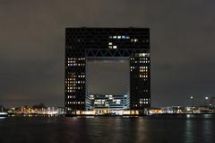 Pontsteigergebouw Amsterdam (Agaath Zwart) Tags: amsterdam haven pontsteiger tasmantoren