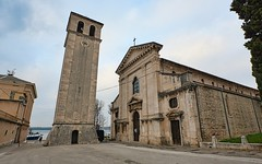 Cathedral of the Assumption of the Blessed Virgin Mary, Pula, Istria, Croatia. (Eadbhaird) Tags: croatia istria pula belltower romancatholic cathedral katedralauznesenjablaženedjevicemarije hrv