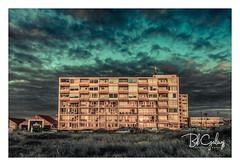 I am beautiful (Bob Geilings) Tags: flat building clouds dramatic seaside colors mood netherlands noordwijk