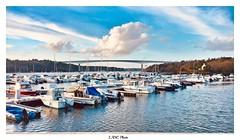 📍BENODET 🚤 #benodet #City #bretagne #bzh #breizh #Sea #seaview #seascape #nature #boat #bridge #sky #cloud #bleu #LANCPhoto #photography #photographe #photographer #photo #foto #lovely #finistere #France (sunlanc) Tags: city bretagne bzh breizh sea seaview seascape nature boat bridge sky cloud bleu lancphoto photography photographe photographer photo foto lovely finistere france benodet