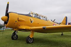 F-AZCV  E.16-191 51-14456 T-6G  La Ferté-Alais 14-05-16 (Antonio Doblado) Tags: fazcv e16191 5114456 t6 northamerican texan aviación aviation aircraft airplane lafertéalais laferté
