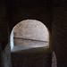 Dwelling inside the ramp of Hagia Sophia...
