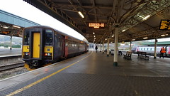 153382+153318 (Conner Nolan) Tags: 153382 153318 class153 dogbox gwr greatwesternrailway fgw bristoltemplemeads