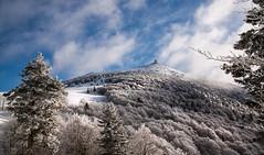 Le Grand  Ballon en mode hiver (mrieffly) Tags: hautrhin hautesvosges alsace lemassifdugrdballon neige canoneos50d