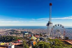 Barcelone-094 (bonacherajf) Tags: barcelona barcelone catalogne catalunya espagne espania spagna granderoue parc tibidabo