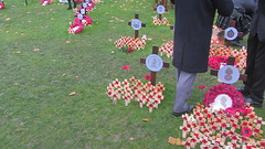 To Mark 100 Years 1918-2018 Of The End Of The First World War Armistice Remembrance Day At The Cenotaph In George Square Glasgow Scotland 2018 - 10 Of 27 (Kelvin64) Tags: to mark 100 years 19182018 of the end first world war armistice remembrance day at cenotaph in george square glasgow scotland 2018