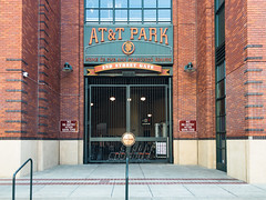 AT&T Park 2nd Street Entrance Gate, San Francisco, CA (willbuckner) Tags: 2ndandking 2ndstreet 24williemaysplaza 94107 att attpark awaygame ballpark baseball baseballseason bases basesloaded bayarea beer budweiser ca california chinabasin citybythebay coorslight coorslite dugout entrancegate equipment firstbase gametime gate giants giantslogo homegame homeofthegiants homeofthesanfranciscogiants homerun hometeam inning kingst kingstreet loss majorleague majorleaguebaseball mlb mlbballpark noreentry noreentryaftergametime preseason sanfrancisco sanfranciscobayarea sanfranciscogiants score scoreboard season secondandking secondbase secondstreet secondstreetandkingstreet sf sfgiants sfc sfo siliconvalley soma southbeach southpark sportsbusinessjournal stadium thirdbase tickets williemays williemaysplaza win worldseries