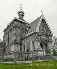 Russische Kirche Mathildenhöhe