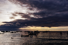 Gulf of Thailand (NguyenMarcus) Tags: aasia beach landscape sunset nature auragramz natgeotravel bluesky hdr vietnam worldtracker clouds phúquốc kiêngiang vn