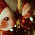 Die beiden Waldmännchen wünschen frohe Weihnachten thumbnail