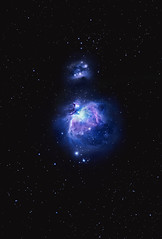 Astrophoto : M42 and Running Man (Franck Zumella) Tags: m42 orion nebula astro astrophoto astronomie astronomy telescope sky ciel deep noir black profond nebuleuse galaxy galaxie running man a7 tamron 150600