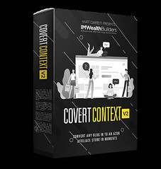 Covert Context V2 Review – New Plugin Generates Amazon Commissions (Sensei Review) Tags: wordpress covert context v2 bonus download im wealth builders oto reviews testimonial