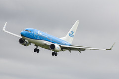 PH-BGI | KLM Royal Dutch Airlines | Boeing B737-7K2(WL) | CN 30364 | Built 2010 | DUB/EIDW 03/10/2018 (Mick Planespotter) Tags: aircraft airport 2018 b737 nik sharpenerpro3 phbgi klm royal dutch airlines boeing b7377k2wl 30364 2010 dub eidw 03102018 flight dublinairport collinstown