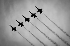 Miramar Airshow 2018 (Dtek1701) Tags: fujix xseries xshooter fujifilm xt1 xtranssensor mirrorless handheld naturallighting southerncalifornia f18hornet blueangels usnavy planes jets airshow aircraft flight fujixf50140