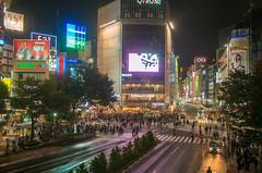 涉谷潮(DSC_8246) (nans0410(busy)) Tags: japan tokyo shibuya building nightview people しぶや 日本 東京都 涉谷 人潮 夜景 建築 霓虹