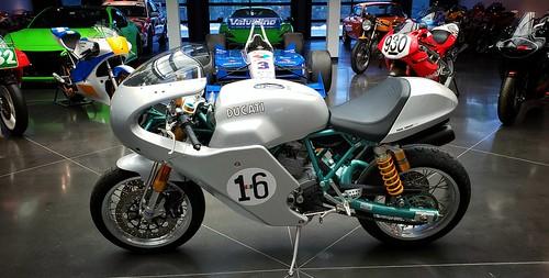 89 Mile Ducati Paul Smart for SALE