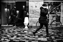 Images on the run.... (Sean Bodin images) Tags: streetphotography seanbodin fujifilm copenhagen citylife candid city denmark