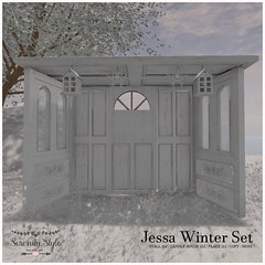 Serenity Style- Jessa Winter Set (MadPea Productions) Tags: white winter hunt madpea premium alliance fun mystery fantasy decor decorations peas excitement challenge puzzles productions game games