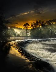 Pontemaceira (Noel F.) Tags: sony a7r a7rii ii fe 24105 pontemaceira negreira rio tambre mencer sunrise