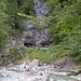 Garmisch - Partnachklamm (28) - Ausgang der Klamm fürs Fußvolk