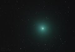 Comet 46p/Wirtanen. (MaGeOl) Tags: nebula astrophoto astrophotography astronomy stars space sky star telescope filters dust texture galaxy galaxies night light 46p wirtanen comet astrometrydotnet:id=nova3113682 astrometrydotnet:status=solved