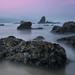 Sunrise at Pescadero