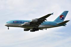 HL7613  CDG (airlines470) Tags: msn 59 a380861 a380 a380800 korean air cdg airport hl7613