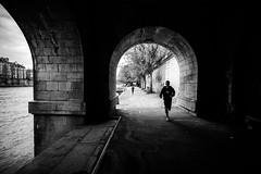 Paris (tomabenz) Tags: france noiretblanc bridge bnw streetshot bw sony a7 urban street photography noir et blanc paris a7rm2 urbanexplorer zeiss streetview black white europe monochrome human geometry blackandwhite humaningeometry sonya7rm2 sonya7 streetphotography