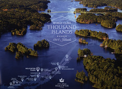 1000 Islands Helicopter Tours; 2018_2, 1000 Islands & St.Lawrence, Canada (World Travel Library - The Collection) Tags: 1000islands stlawrence 2018 islands nature coast perfect brilliant aerialview landscape blue water ontario canada brochures world library center worldtravellib holidays tourism trip papers prospekt catalogue katalog photos photo photography picture image collectible collectors collection sammlung recueil collezione assortimento colección ads online gallery galeria touristik touristische broschyr esite catálogo folheto folleto брошюра broşür documents dokument