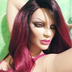 Decter Mannequin (capricornus61) Tags: decter display mannequin shop window doll dummy dummies figur puppe schaufenster art home athome indoor collecting sammeln frau woman female feminine