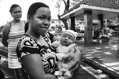 Family (Beegee49) Tags: street mother daughter granddaughter baby park city bacolod the philippines filipina life