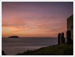brean-down-sunset-1100640-090119 (Peadingle) Tags: sunset dusk brean down fort somerset