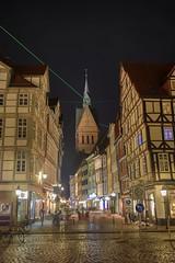 "Hannover Altstadt ""Hannover leuchtet"" (hangoverphotograph) Tags: langzeitbelichtung altstadt hdr nacht 5dmarkiv canon hannover"