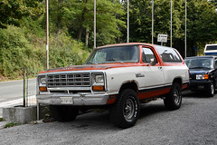 Dodge RAM Charger (Maurizio Boi) Tags: dodge ram charger suv fuoristrada offroad 4x4 awd 4wd furgone van camion autocarro lorry truck lkw old oldtimer classic vintage vecchio antique