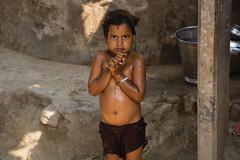 After the bath (Raisa Ibragimova) Tags: child india kartika vrindavan дети индия картика вриндаван