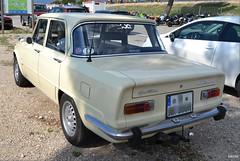 ALFA ROMEO Nuova Super 1300 - 1974 (SASSAchris) Tags: alfa romeo nuova super 1300 voiture italienne 10000 tours castellet circuit ricard trèfle milan
