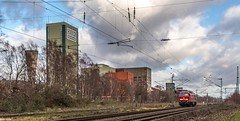 01_2019_01_09_Westerholt_1232_668_DB_Lz ➡️ Oberhausen (ruhrpott.sprinter) Tags: ruhrpott sprinter deutschland germany allmangne nrw ruhrgebiet gelsenkirchen lokomotive locomotives eisenbahn railroad rail zug train reisezug passenger güter cargo freight fret herten westerholt hamm oberhausen bbl db itl öbb pkpc rbh rpool 0175 1116 1203 1232 5370 6185 6186 blg circus roncalli circusroncalli dsk bergwerk lippe bergwerklippe sonne wolken himmel blau logo natur outdoor