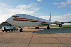 B707 (5X-DAR) Das Air Cargo (boeing-boy) Tags: dasaircargo 5xdar boeingboy b707 mikeling manston mse
