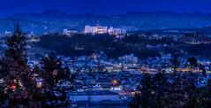 Numata from a hill side (kellypettit) Tags: citylandscape nightshot city japan numata gunma prefecture cold winter