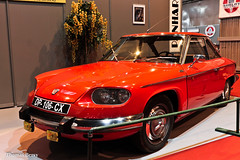Panhard 24 ct 1964 (tautaudu02) Tags: panhard 24 ct explore auto moto cars coches voitures automobile rétromobile 2016 paris