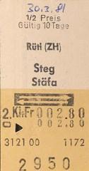 "Bahnfahrausweis Schweiz • <a style=""font-size:0.8em;"" href=""http://www.flickr.com/photos/79906204@N00/46080813542/"" target=""_blank"">View on Flickr</a>"