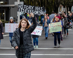 Women's March 2019 (dsgetch) Tags: womensmarch womensmarchonwashington protest rally march activism protesters protestsigns cascadia pacificnorthwest pnw pnwlife pnwwonderland oregon willamettevalley lanecounty eugeneoregon waynelmorsefederalcourthouse bokeh bokehlicious depthoffield dof